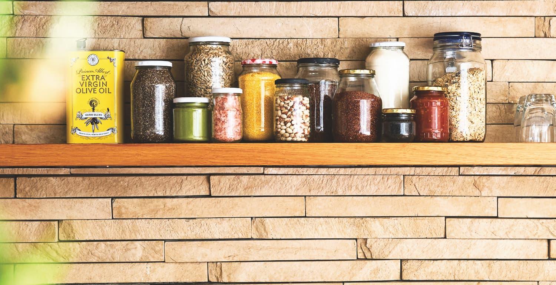 Nachhaltige Geschenke für die Küche - Aufbewahrung