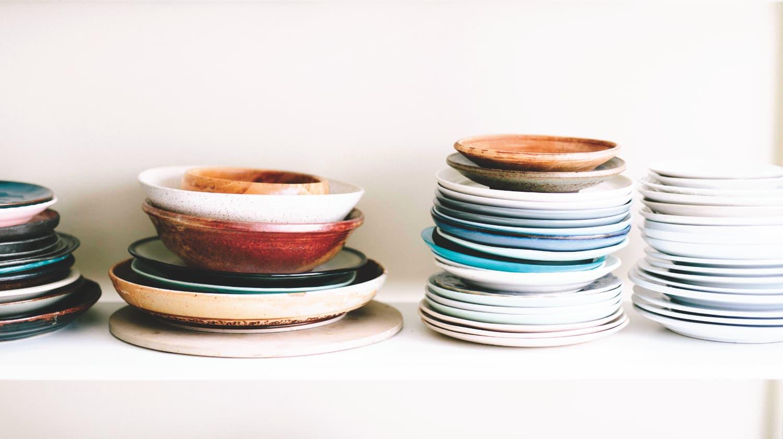 Nachhaltige Geschenke für die Küche - Keramik & Geschirr