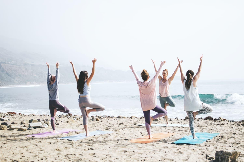 Nachhaltige Geschenke für Yoga und Sport